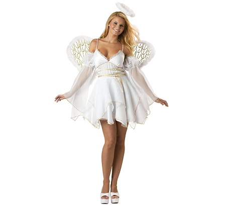 angel mujer vuelo
