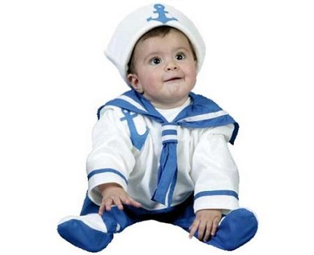 bebe marinero