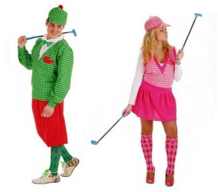 disfraces bilbao golf