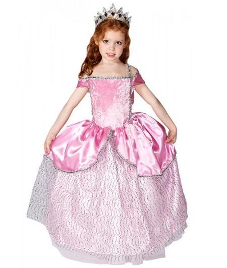 Trajes infantiles de princesa - Imagui