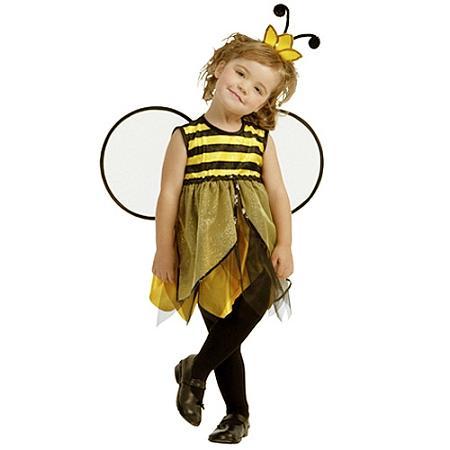Disfraces de abeja para nia