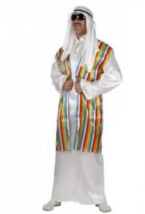 disfraz arabe