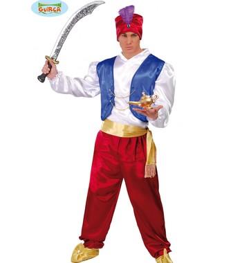Disfraz Carnaval de Aladín