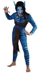Disfraz Carnaval de Avatar