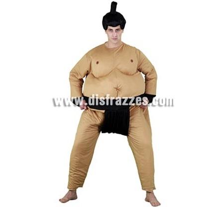 disfraz chinos sumo