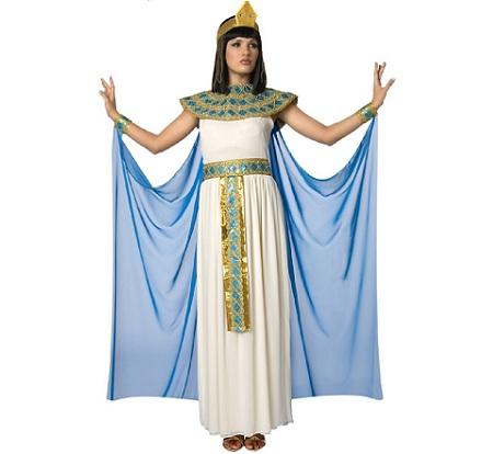 disfraz egipcio mujer cleopatra