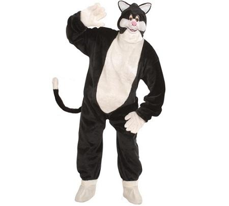disfraz gato negro