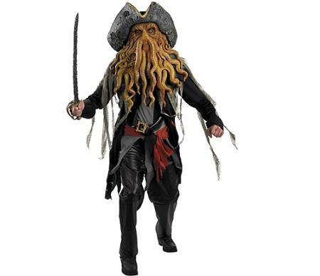 disfraz halloween piratas