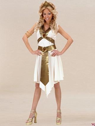 disfraz romana asimetrico