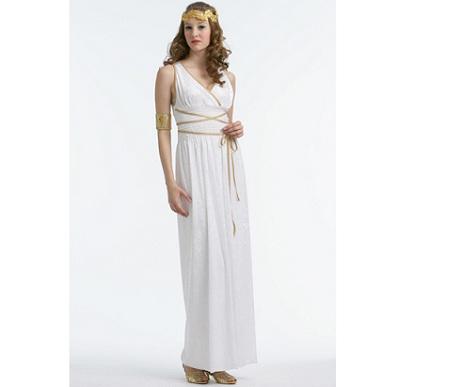 disfraz romana cordones