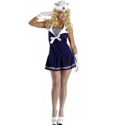 marinera mujer lazo