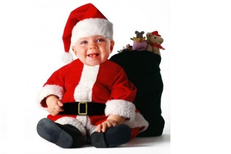 navidad nino santa