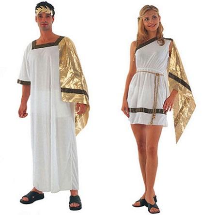 pareja romanos