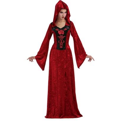 vampiro mujer gotica