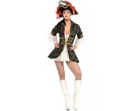 disfraces sexys mujer corsaria