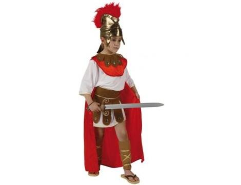 disfraces romanos baratos nino guerrero