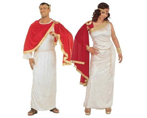 disfraces romanos baratos
