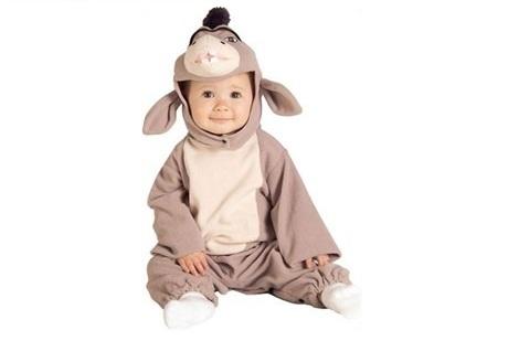 disfraces para bebes animales burro