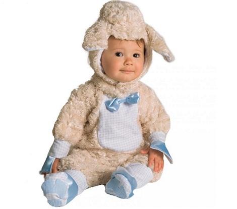 disfraces para bebes animales oveja