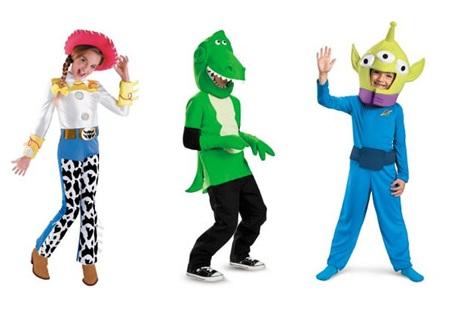 disfraz toy story jessie rex