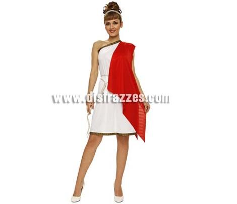 disfraces de romanos baratos corto capa
