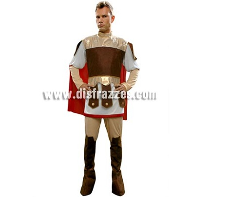 disfraces de romanos baratos guerrero