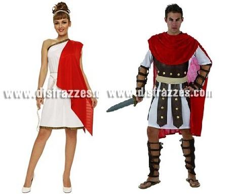 disfraces de romanos baratos