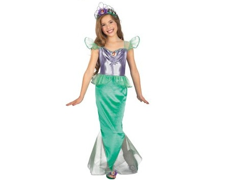 disfraces disney ariel