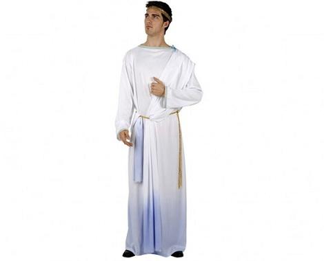 disfraces griegos hombre