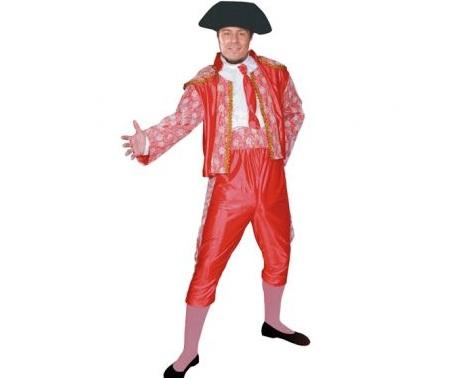 disfraces carnaval baratos torero