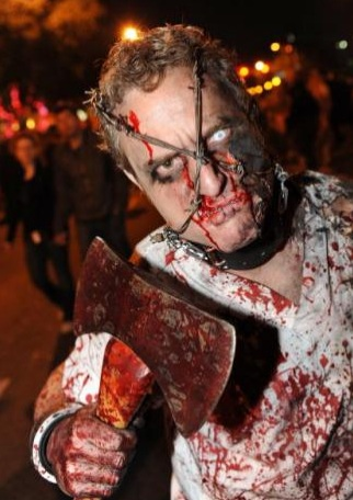 disfraces caseros zombie