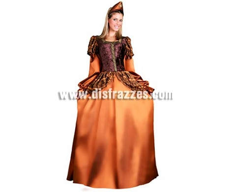 disfraces medievales mujer dama
