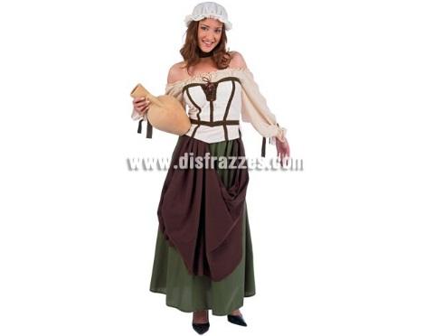disfraces medievales baratos mujer azalea