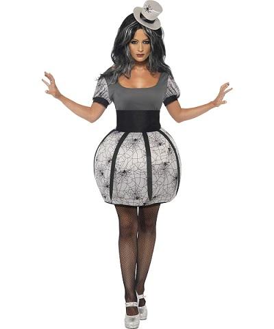 disfraces mujer halloween arana