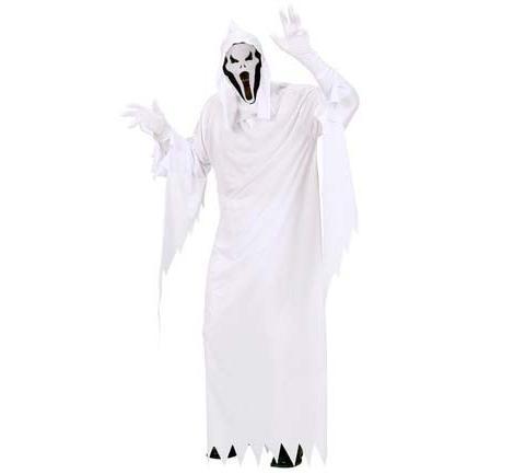 Disfraz adulto de fantasma