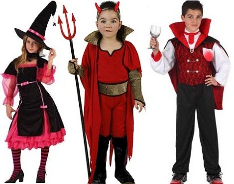 disfraces halloween ninos