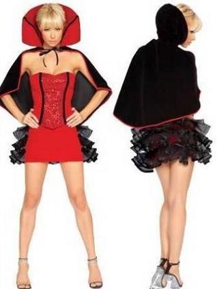 disfraces halloween sexys vampiresa