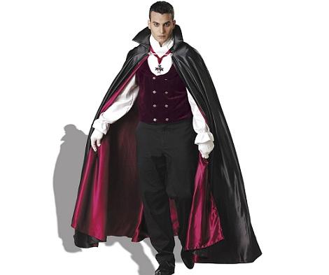 disfraz vampiro