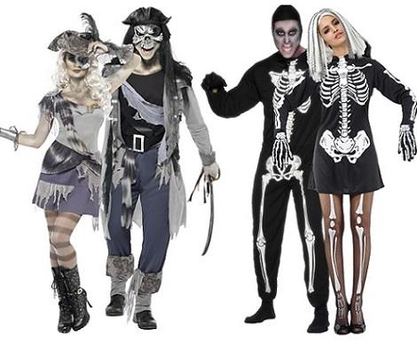7 disfraces parejas halloween