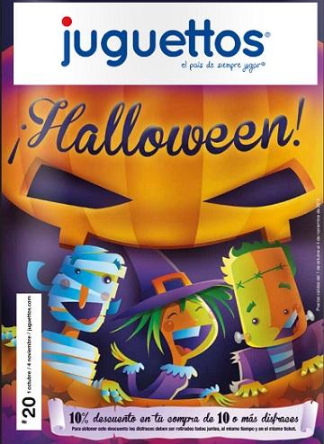 catálogo juguettos halloween 2012