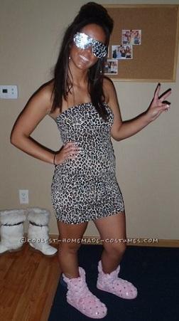 Disfraces caseros muy sexys para mujer Halloween snooki