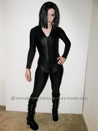 Disfraces caseros muy sexys para mujer halloween underworld