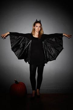 disfraces faciles halloween murcielago