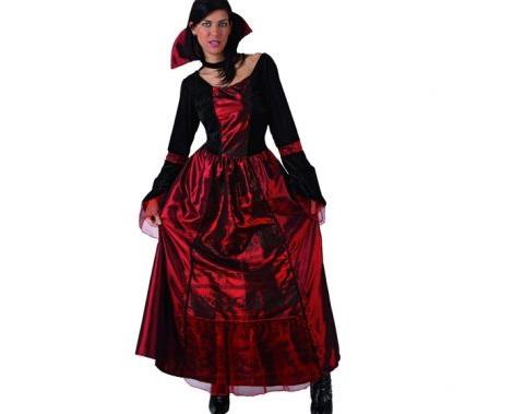 disfraces halloween baratos mujer vampiresa