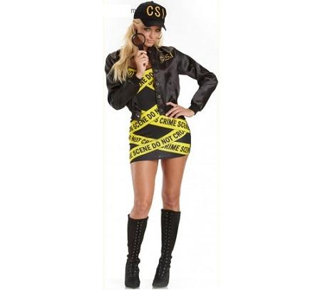 Disfraces caseros de mujer para Halloween