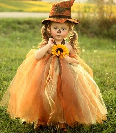 disfraces halloween caseros niños bruja