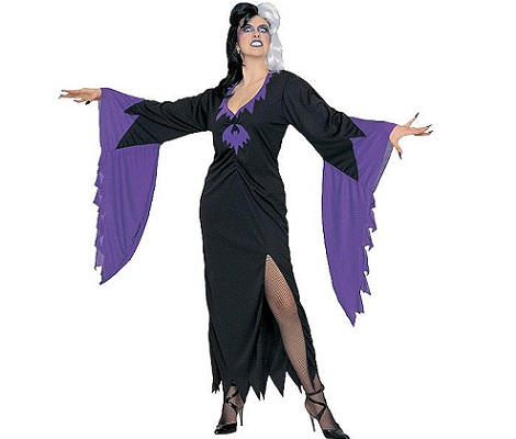 disfraces halloween chica malevola