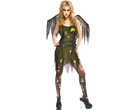 disfraces halloween el corte inglés ángle caído