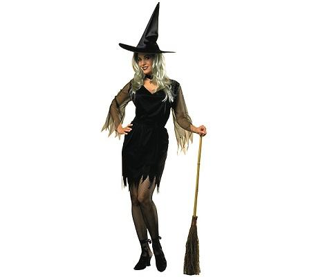 disfraces halloween el corte inglés bruja