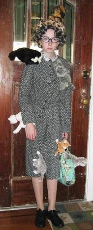 disfraces halloween faciles mujer gatos